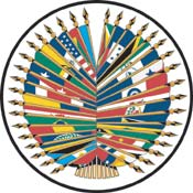 Official logo of the OAS - Organization of American States